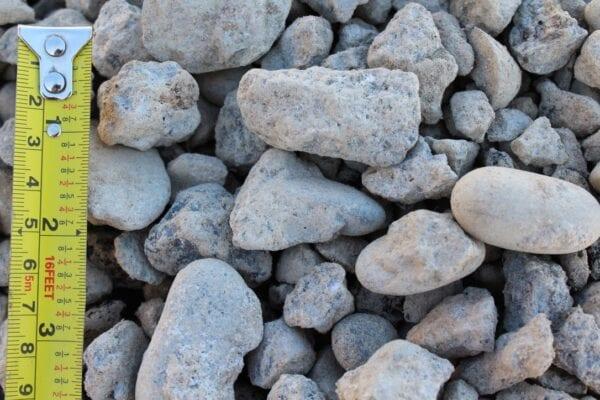 "¾"" Crushed Rock"